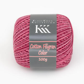 Cotton Filigran Color von KKK