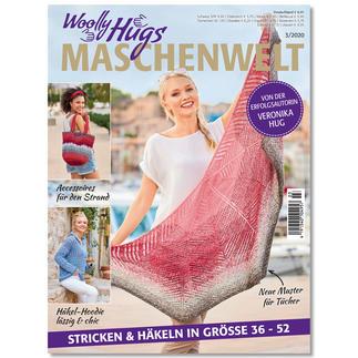 Heft - Woolly Hugs Maschenwelt 03/20