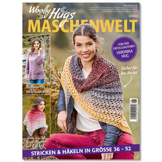 Heft - Woolly Hugs Maschenwelt 06/20