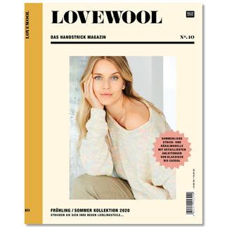 Heft - Lovewool No. 10