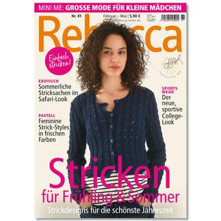 Heft - Rebecca Nr. 81