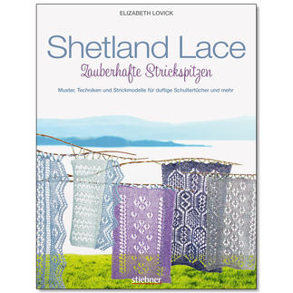 Buch - Shetland Lace – Zauberhafte Strickspitzen
