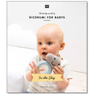 Heft - Ricorumi for Babys - In the Sky