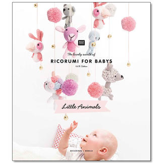 Heft - Ricorumi for Babya - Little Animals Heft - Ricorumi for Babys - Little Animals