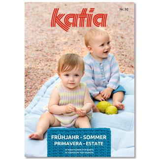 Heft - Katia Baby Nr. 92