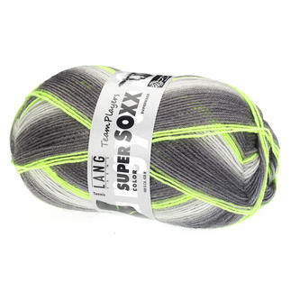 Super Soxx Color Team Players  4-fach von LANG Yarns