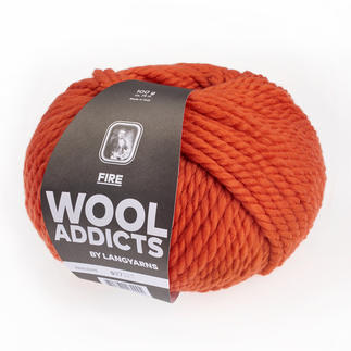 Fire von WOOLADDICTS by Lang Yarns
