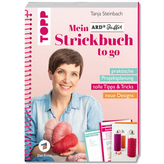 Buch - Mein ARD-Buffet Strickbuch To Go