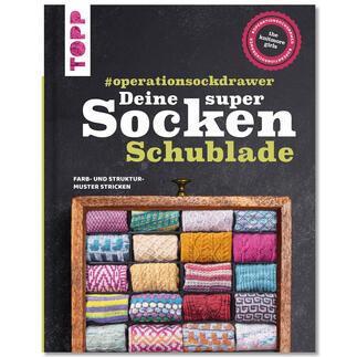 Buch - Deine super Socken-Schublade
