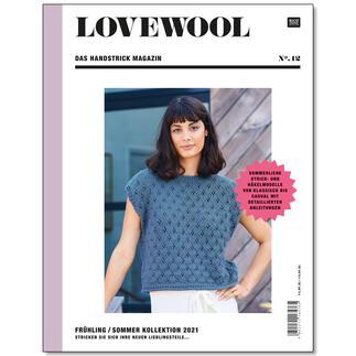 Heft - Lovewool Nr. 12