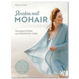 Buch - Stricken mit Mohair