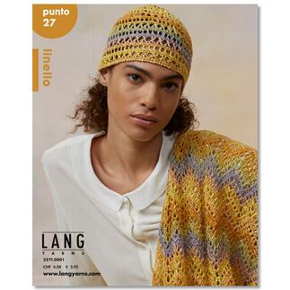 Heft - Lang Yarns Punto 27 Linello
