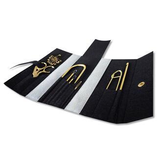 PONY Strick-Accessoire Set Chazidra Golden Temptations
