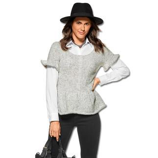 Anleitung 024/5, Pullover aus Katina von Junghans-Wolle