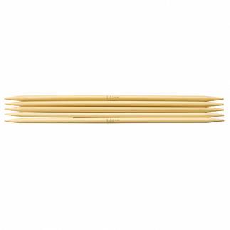 Prym Nadelspiele aus Bambus, Länge 15 cm