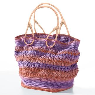 Anleitung 228/4, Tasche aus Pinta von Junghans-Wolle