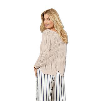 Anleitung 071/5, Pullover aus Merino-Cotton von Junghans-Wolle