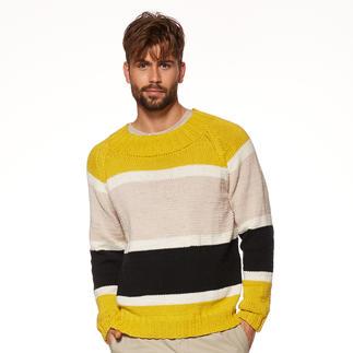 Anleitung 427/5, Pullover aus Cotonara von Junghans-Wolle