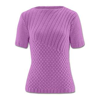 Anleitung 137/5, Pullover aus Roma von Junghans-Wolle