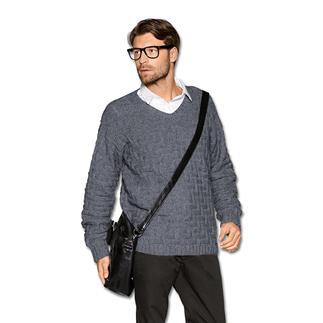 Anleitung 079/5, Pullover aus Kaschmir von Junghans-Wolle