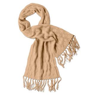 Anleitung 122/6, Schal aus Kaschmir von Junghans-Wolle