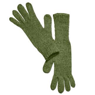 Anleitung 485/6, Fingerhandschuhe aus Katina von Junghans-Wolle
