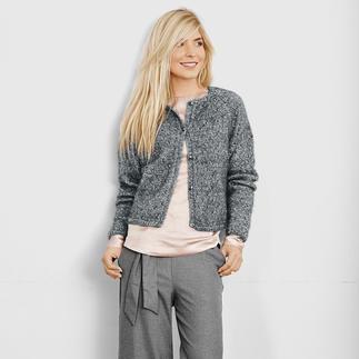 Anleitung 298/7, Damen Jacke aus Luxury Magic Mohair von Rico Design