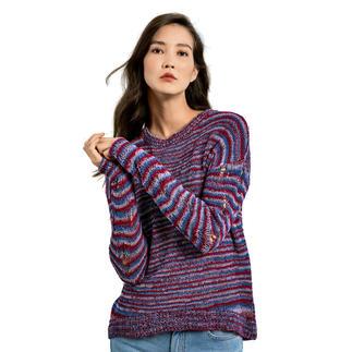 Anleitung 069/8, Damen Pullover aus Linda von LANG Yarns
