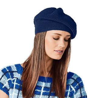 Anleitung 090/8, Mütze aus Cotonara von Junghans-Wolle