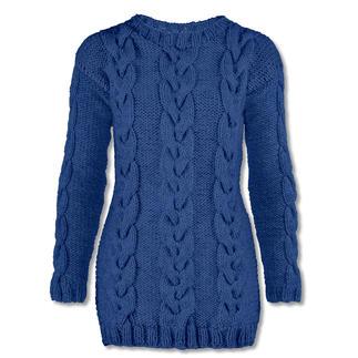 Anleitung 174/8, Pullover aus Canoso von Junghans-Wolle