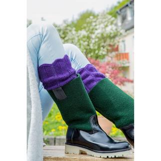 Anleitung 248/8 B, Stiefel-Manschetten aus Rima von Junghans-Wolle