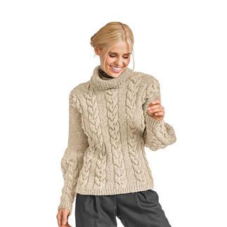 Anleitung 400/8, Pullover aus Flip von Junghans-Wolle
