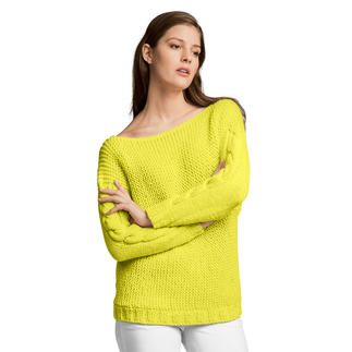 Anleitung 414/8, Pullover, 2-fädig aus Peru von Junghans-Wolle