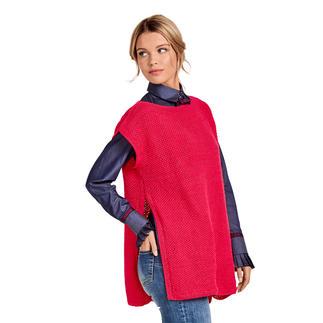 Anleitung 035/9, Tunika aus Cotton-Superfine II von Junghans-Wolle