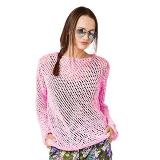 Anleitung 043/9, Pullover aus Trevisa von Junghans-Wolle