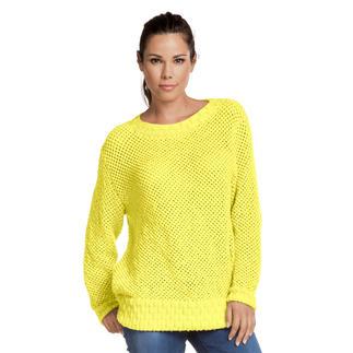 Anleitung 057/9, Pullover, 2-fädig aus Seidana® von Junghans-Wolle