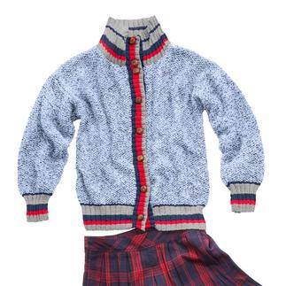 Anleitung 076/9, Damenblouson aus Trevisa und Dacapo von Junghans-Wolle