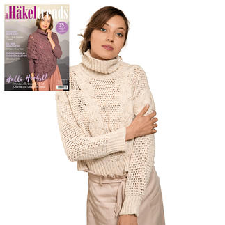 Anleitung 164/9,  Pullover aus Katina von Junghans-Wolle