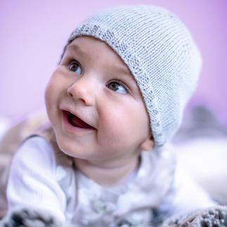 Anleitung 233/9, Babymütze aus Baby Smiles Cotton Bamboo von Schachenmayr