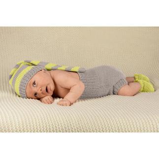 Anleitung 310/9, Baby-Set aus Charity von Woolly-Hugs