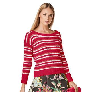 Anleitung 057/0, Pullover aus Falpona und Cotton-Superfine II von Junghans-Wolle