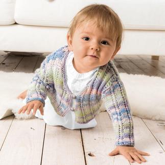 Anleitung 097/0, Baby-Jacke aus Baby Dream dk von Rico Design