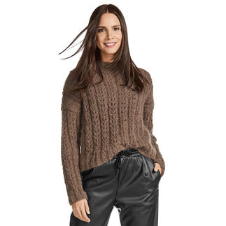 Anleitung 116/0, Pullover aus Feelana von Junghans-Wolle