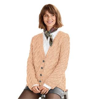 Anleitung 205/0, Jacke aus Peru von Junghans-Wolle