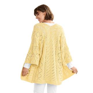 Anleitung 222/0, Kimonojacke aus Bottoni von Junghans-Wolle