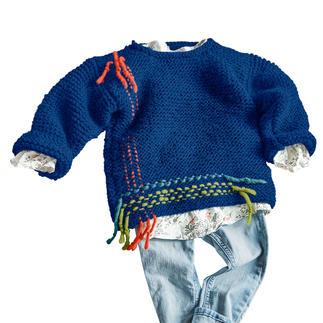 Anleitung 286/0, Kinderpulli aus Canoso von Junghans-Wolle