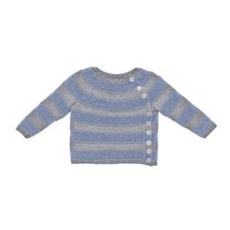 Anleitung 343/0, Baby-Pullover aus Como von Lamana
