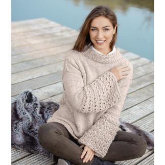 Anleitung 346/0, Pullover aus Shetland von Gründl
