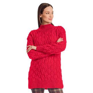 Anleitung 132/1, Pullover aus Enny von Junghans-Wolle