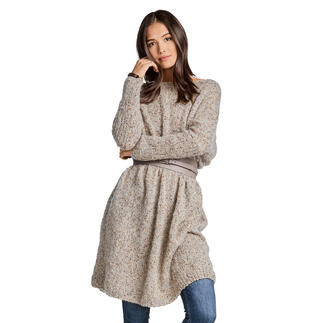 Anleitung 137/1, Oversize-Pullover aus Träumerei® von Junghans-Wolle